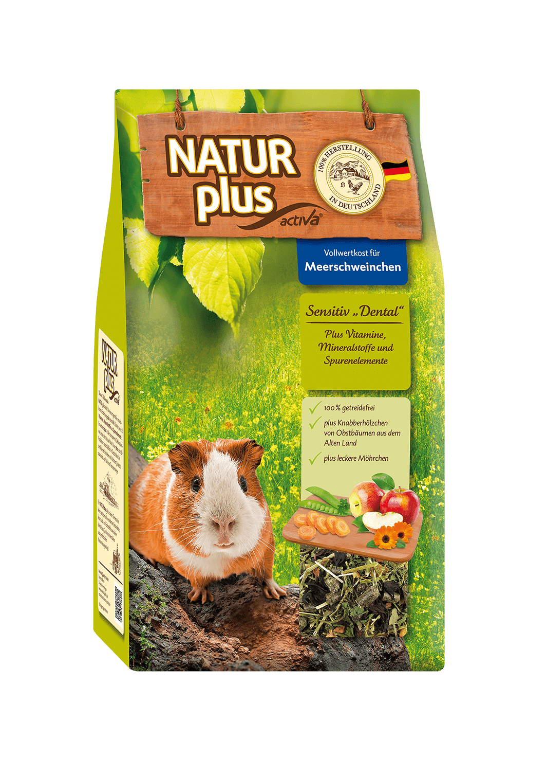 Natur plus MS Sensitiv Dental