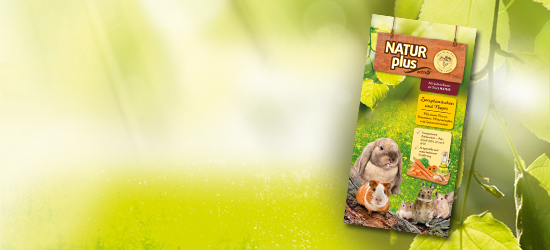 NATUR plus Kleintier Flyer