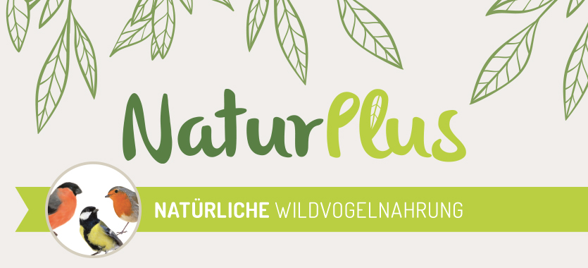 NaturPlus Wildvogelfutter