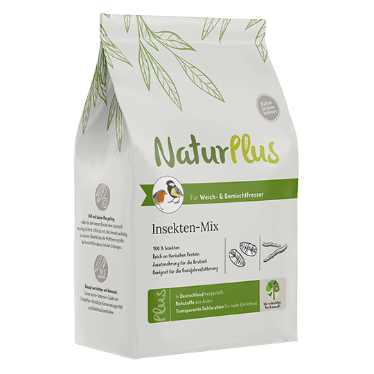 NaturPlus Insekten-Mix