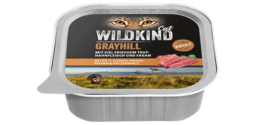 WILDKIND Cat GRAYHILL Adult Truthahn und Fasan