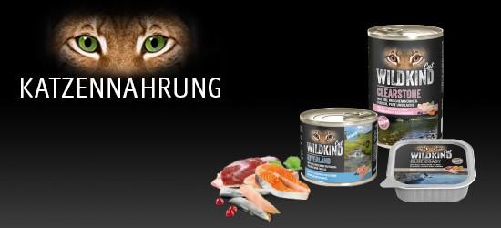 WILDKIND Cat bei DAS FUTTERHAUS