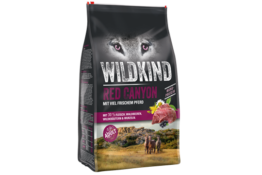 Wildkind Red Canyon Pferd