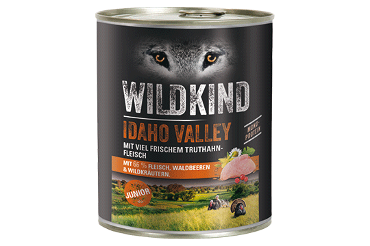 Wildkind Idaho Valley - 800g Dose