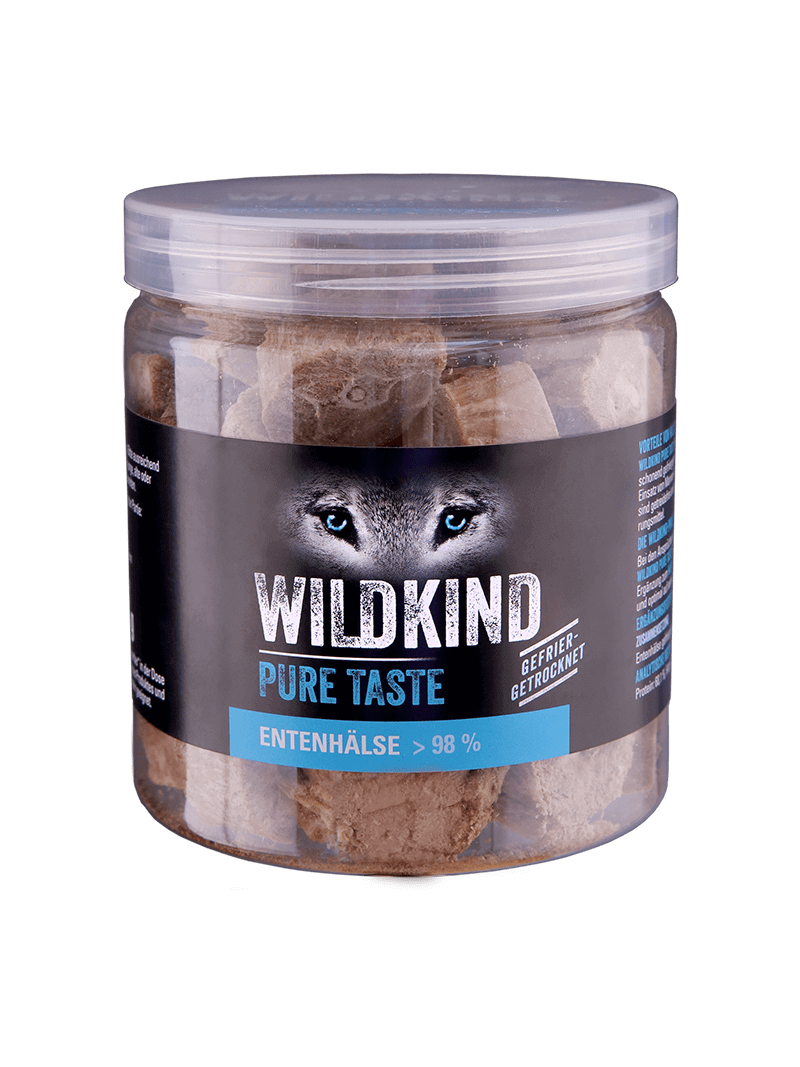 Wildkind Pure Taste Entenhälse