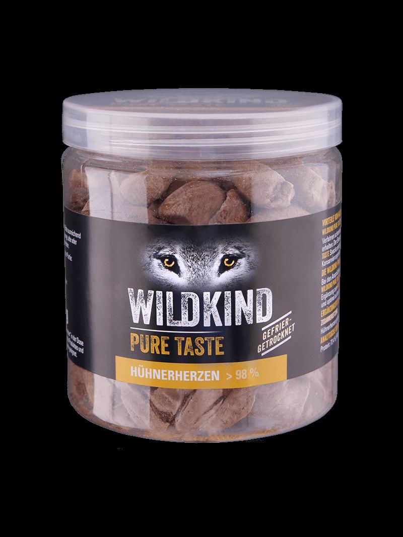 Wildkind Snacks Pure Taste