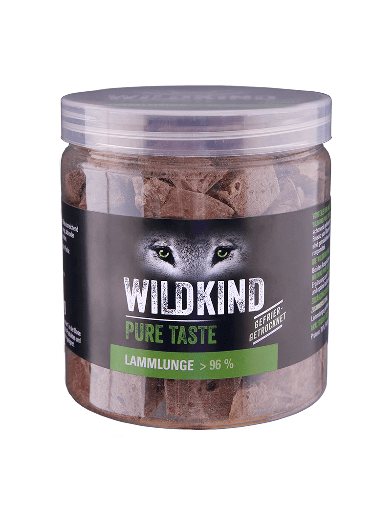 Wildkind Pure Taste Snacks