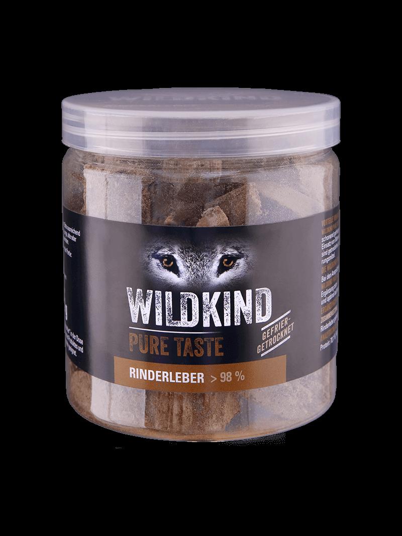 Wildkind Pure Taste Rinderleber