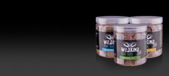 WILDKIND PURE TASTE Snacks