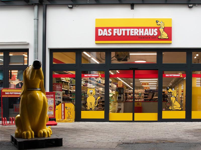 Karriere in der DASFUTTERHAUS-Filiale
